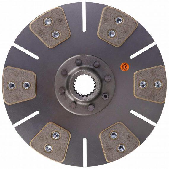 Shibaura Tractor 9″ Transmission Disc – F400373